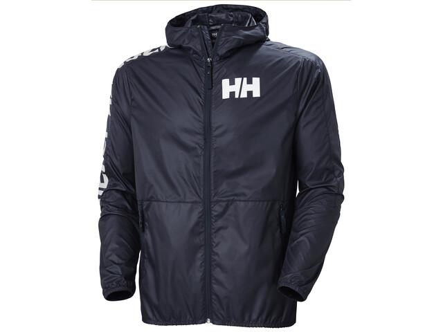 Helly Hansen Active Veste Coupe-vent Homme, navy